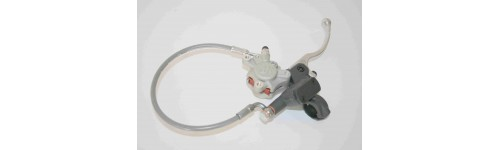 Impianto freno idraulico