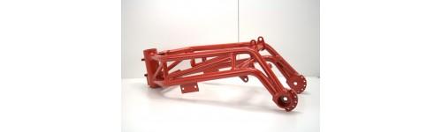 Telaio anteriore completo GP10